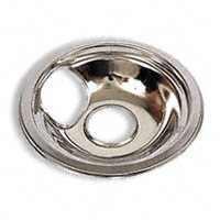 "Camco 00393 8"" Universal Reflector Bowl (Chrome)"