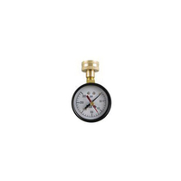 """WATER TEST GAUGE 300PSI 3/4""""FGHT"""