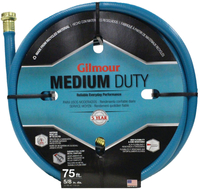 "5/8""X75' MEDIUM DUTY HOSE"