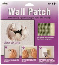 WALL & CEILING PATCH 6x6 STEEL