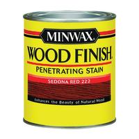 MINWAX STAIN SEDONA RED 1/2PINT