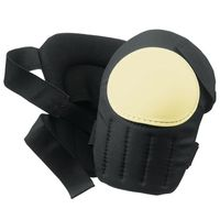 CLC V230 Swivel Cap Knee Pads, Plastic Cap, Rubber Pad, Hook-and-Loop Closure