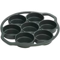 CAST IRON DROP BISCUIT PAN 7B2