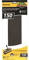 DRYWALL SANDPAPER 150 HOOK/LOOP