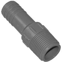"""POLY MALE ADAPTER 3/4"""""""