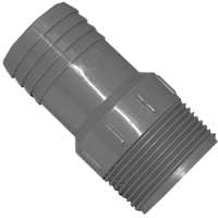 """POLY MALE ADAPTER 1-1/4"""""""