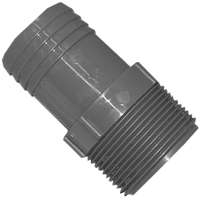 """POLY MALE ADAPTER 1-1/2"""""""
