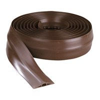 Wiremold Cord Protector, Brown, 5-Foot