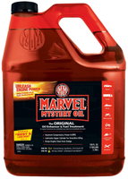 Marvel Mystery Oil MM14R Fuel and Oil Additive, Liquid, Minty, Oil of Wintergreen, 1 gal