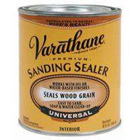 Rust-Oleum 224741H Varathane Sanding Sealer, 1-quart