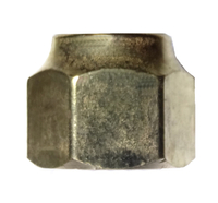 FLARE NUT REDUCING 5/8x1/2
