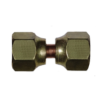 """FLARE SWIVEL NUT CONNECTOR 1/4"""""""