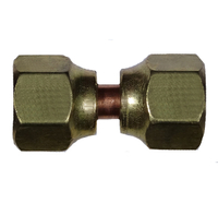 """FLARE SWIVEL NUT CONNECTOR 5/16"""""""