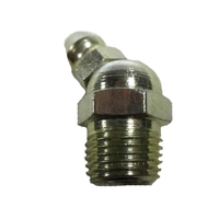 """GREASE FITTING 1/8""""MPT 45Degree"""