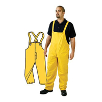 LARGE YEL .35MM OVERALLS *D*