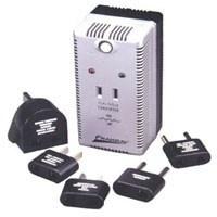 Travel Smart by Conair PS-200E Auto Adjust Smart Converter - 2000 Watt with plugs