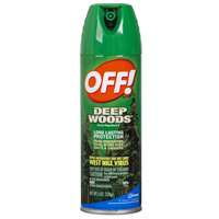 Off Deep Woods Insect Repellent 6 oz