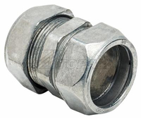 "1/2"" EMT COMP COUPLING"