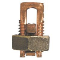 Gardner Bender GSBC-3/0 2 To 000 AWG Solid Copper Split Bolt Connector