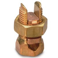 Gardner Bender GSBC-1/0N Copper Split Bolt Connectors, 1/0 AWG Max