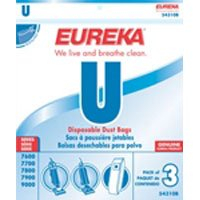 Eureka 54310C-6 U Style Vacuum Bag