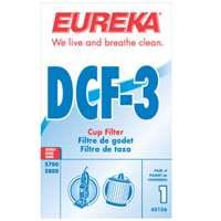 Eureka 62136A DCF-3 Style Vacuum Dust Cup Filter