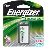Energizer NH22NBP Rechargeable 9 volt Battery