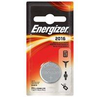Energizer ECR2016BP Watch / Calculator Battery