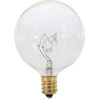 LAMP 15W BP15G16.5/C CLEAR GLOBE