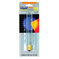 LAMP 40W BP40T6.5 CLEAR SHOWCAS