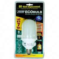 LAMP CFL 15WATT FLR ECOBULB
