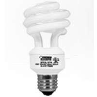 LAMP CFL 18W (75W) SW TWIST