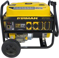 FIRMAN  5700w   GENERATOR