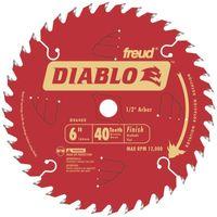 DIABLO 6 X40T SAWBOSS BLADE