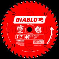 DIABLO 7-1/4x40  PROMO 2/PK