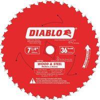 DIABLO 7-1/4x36   SAW BLADE GP