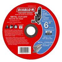 """#DBD0600  6"""" x .045 STEEL CUT T1"""