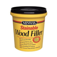 MINWAX STAINABLE FILLER NAT 32OZ