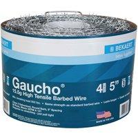 Gaucho Barb Wire, 15 1/2 Ga 4 Point, 1320 Feet