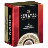 AMMO FEDERAL 32 AUTO 65GR H/S