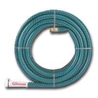 Gilmour 26-58075 5 Ply All Seasons Double Reinforced Vinyl Hose, 5/8 Inch x 75 Feet