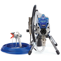 PAINT SPRAYER GRACO 210ES STAND