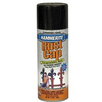 Hammered 00052 Spray Paint, Silver Gray 12 oz