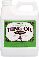 100% PURE TUNG OIL QT.