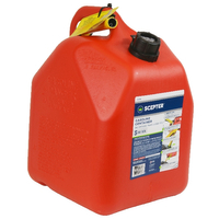 GAS CAN 5GL RED PL 00003