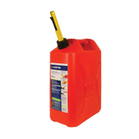 GAS CAN MILITARY STYLE 5GL HDPE