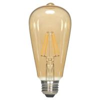 LAMP LED 6.5ST19(60W)/AMB/E26/23