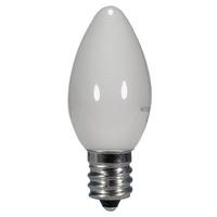 LAMP LED 0.5C7/WHITE(4W)/27K