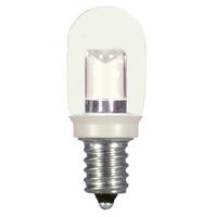 LAMP LED 0.8T6/CL(7W)/E12