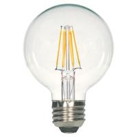 LAMP LED 6.5G25/CL(60W)/27K